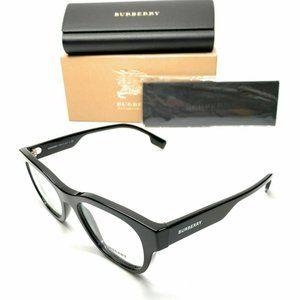 Burberry Men's Black Eyeglasses